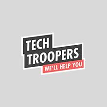 Bild på Tech Troopers telefonsupport